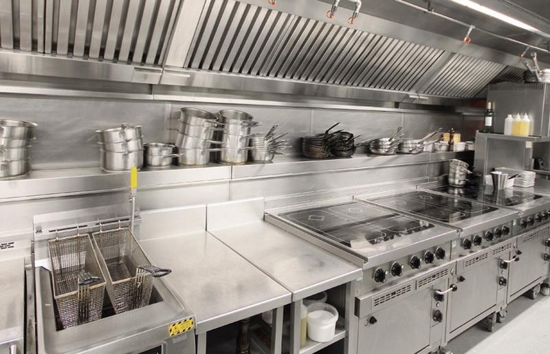Pulizie cucine ristoranti impresa di pulizie e servizi for Cucine industriali