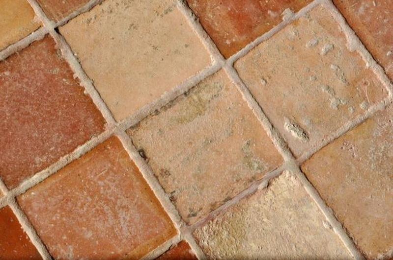 Trattamento cotto parquet impresa di pulizie e servizi for Carrelage en terre cuite prix
